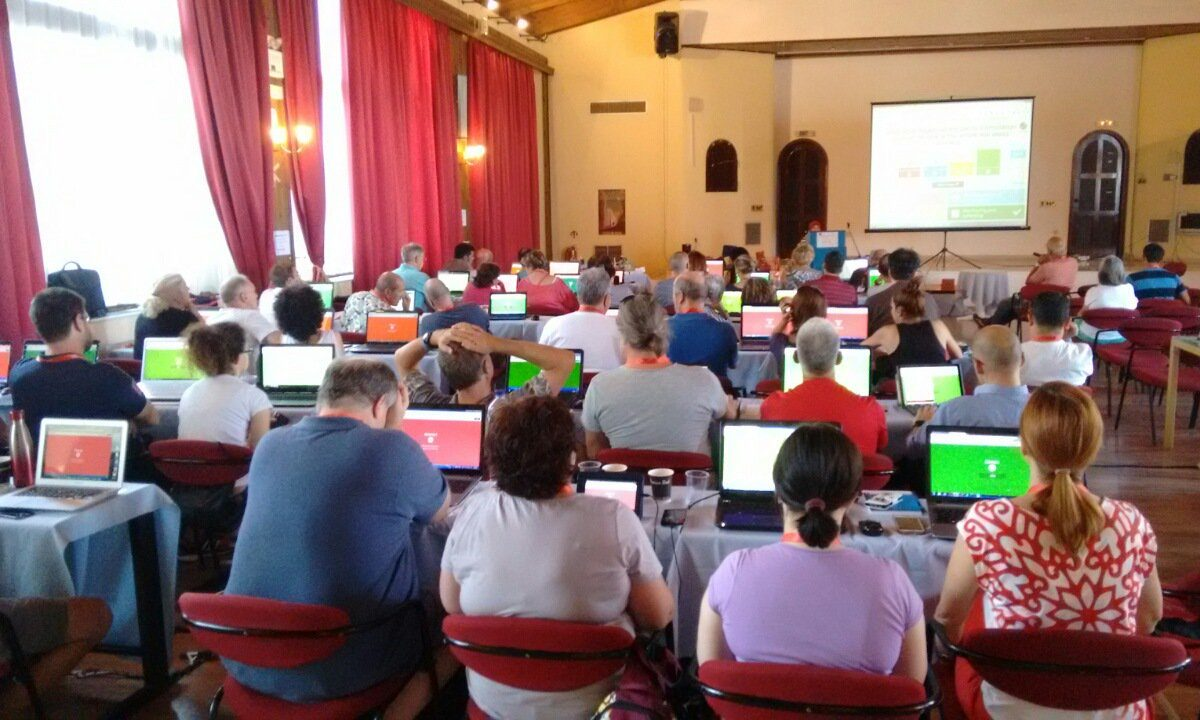 Teachers Training ISE summer school 2016